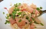 Resep salad jeruk bali