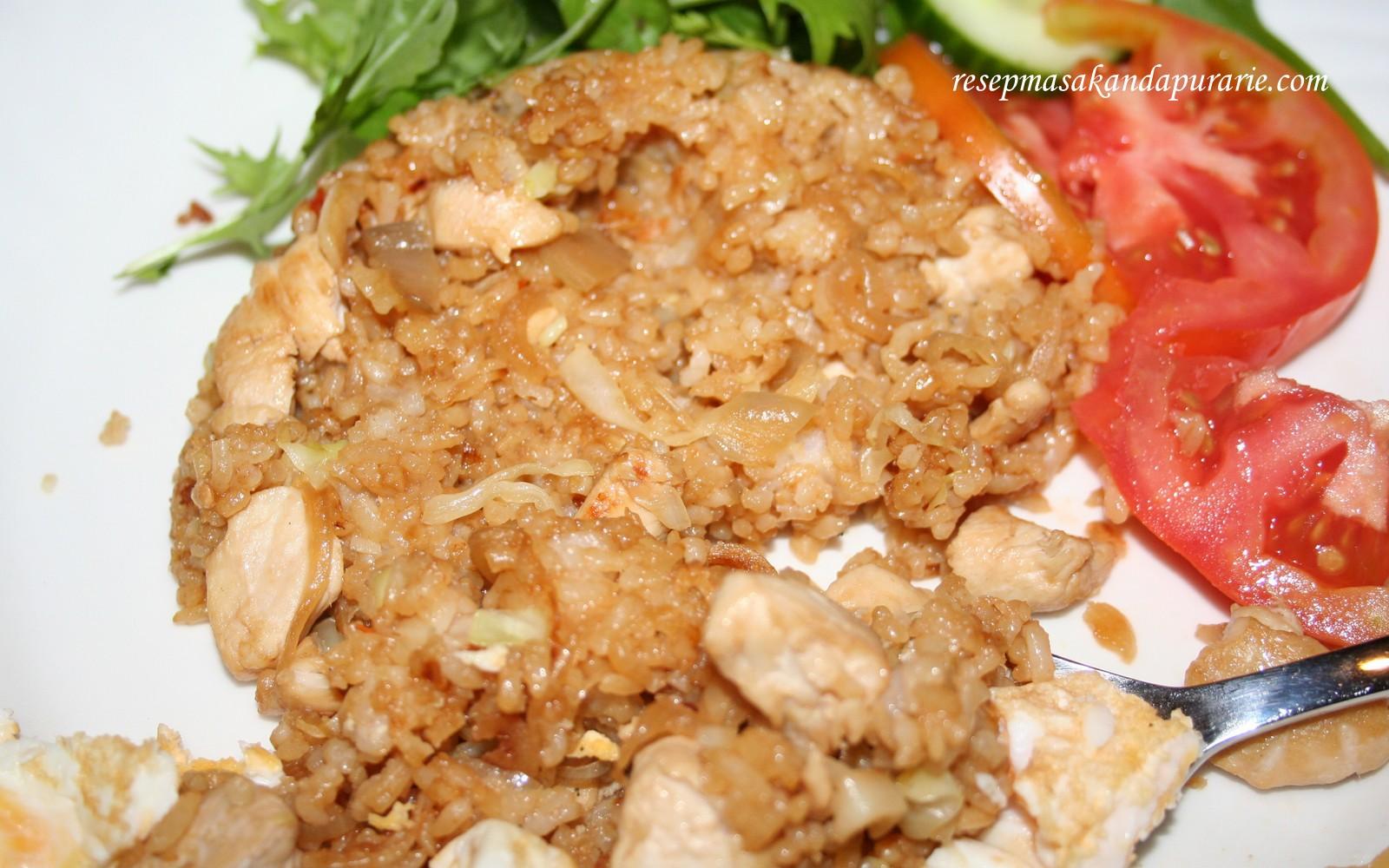 Resep Cara Membuat Nasi Goreng Spesial Enak dan Mudah