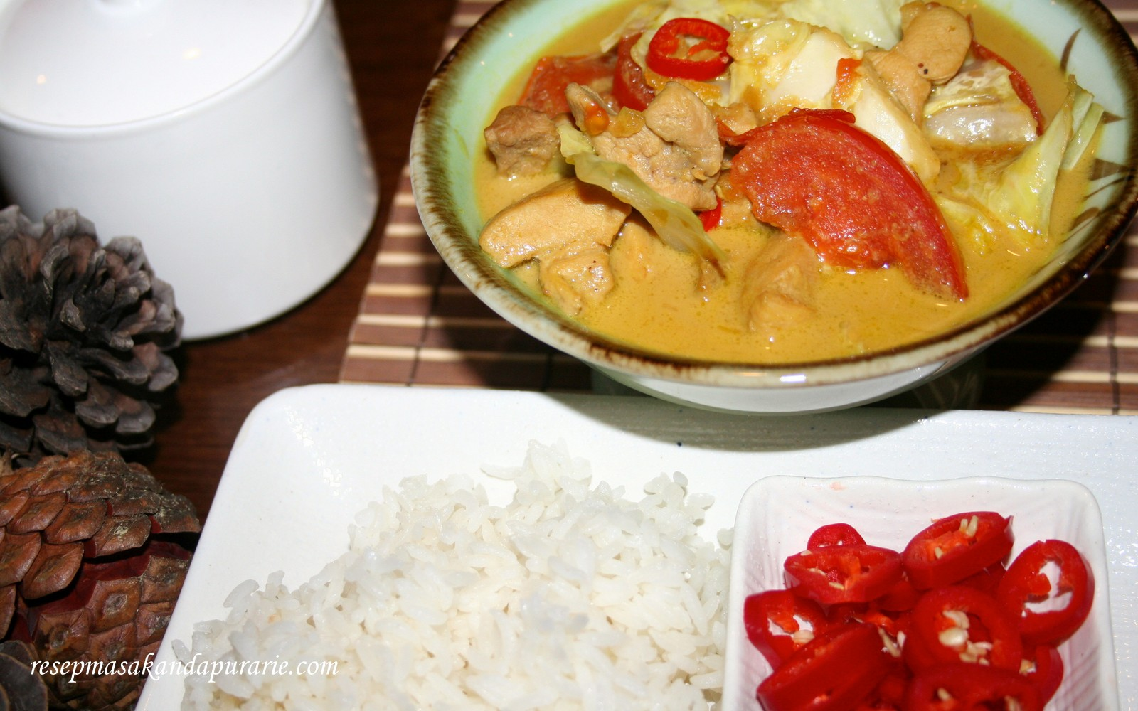 Resep cara membuat tongseng ayam enak dan mudah resep masakan dapur