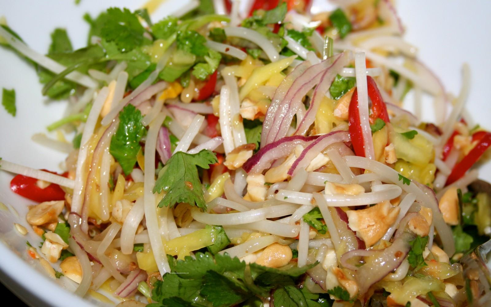 Resep Cara Bikin Salad Mangga - Resep Masakan Dapur Arie