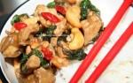 Resep ayam kemangi dan kacang mede