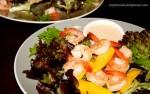 Resep salad udang mangga