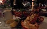 Hidangan lobster Restaurant Fraser Perth
