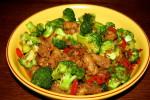 Resep Tumis brokoli sosis