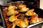 Sayap ayam panggang chicken wings