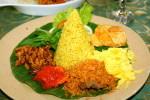 nasi kuning bale raos