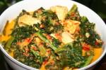 Resep Gulai Ayam Daun Singkong