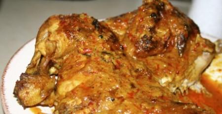 Resep Ayam Lodho masakan Jawa