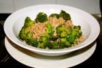 Brokoli Cah Bawang Putih