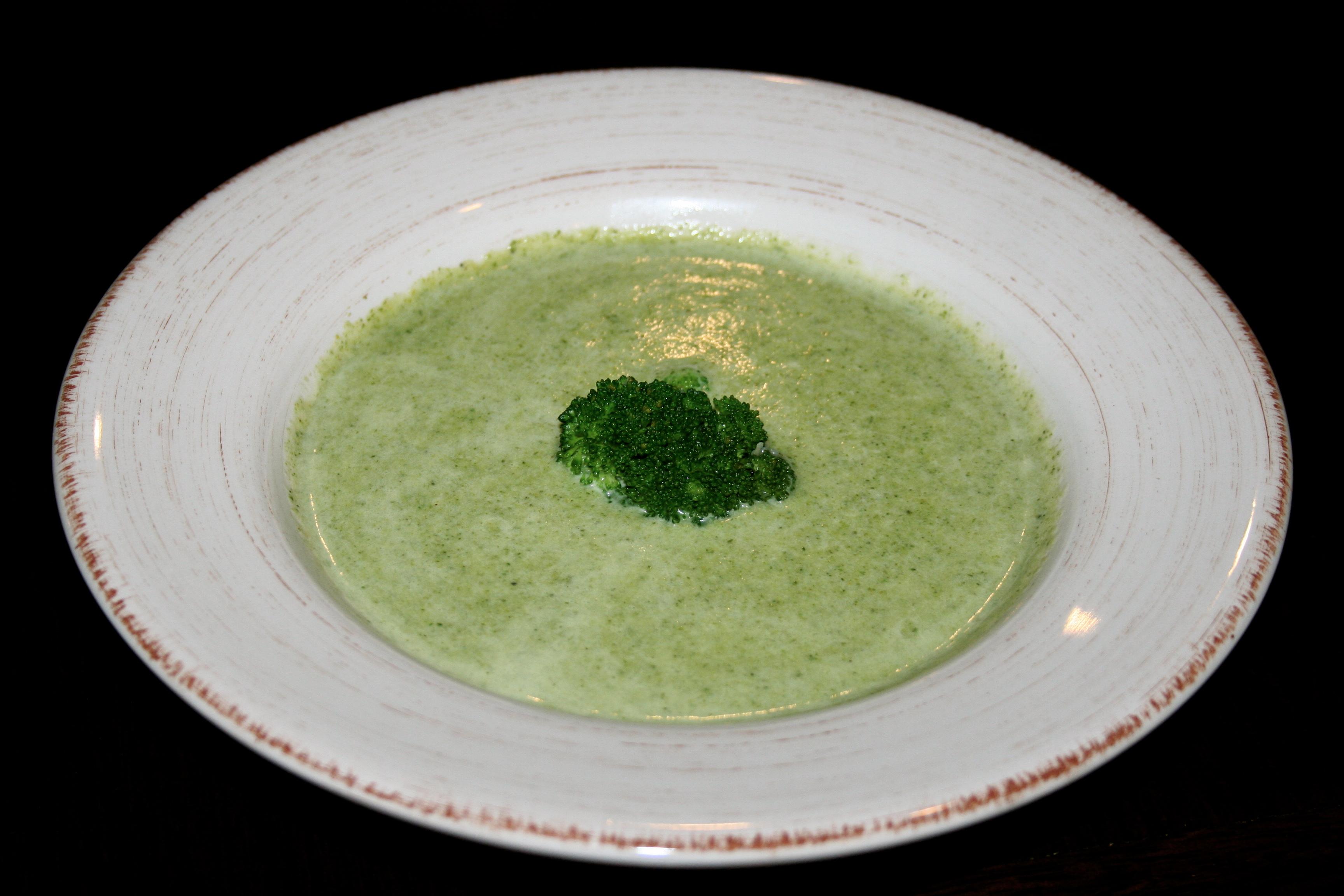 Resep Sup Krim Brokoli Lezat dan Nikmat