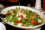 Resep Salad Hijau Keju Parmesan