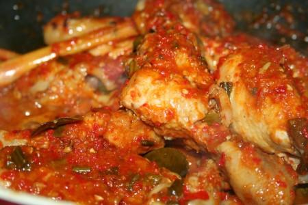 Resep Ayam Rica Rica Manado