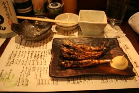 Ikan goreng ala Jepang