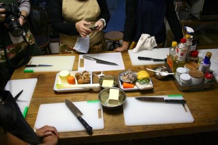 Kursus memasak di Jepang