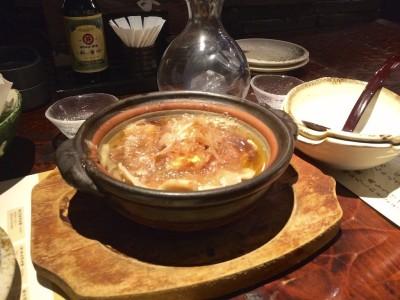 Makanan di Tokyo Jepang