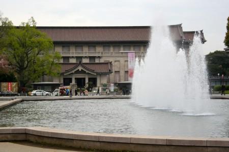 Museum Nasional Tokyo Jepang