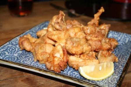 Resep Ayam Goreng Karaage