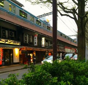 Stasiun kereta api Yurakutcho Tokyo Jepang