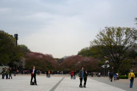 Ueno Park Tokyo Jepang