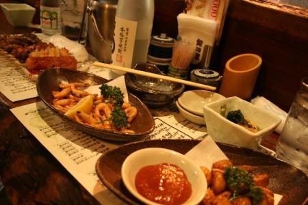 Yakitori Restaurant di Tokyo