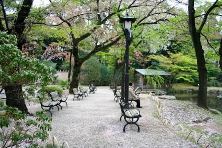 Yasukuni Garden