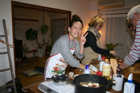 nagomi visit Yuko