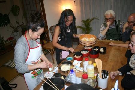 resep cara membuat chirashisushi
