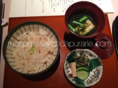 1-Nasi ala Jepang