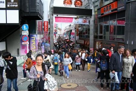 Jalan Harajuku Tokyo Jepang