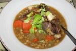 Resep Sup Kaki Kambing ala Barat