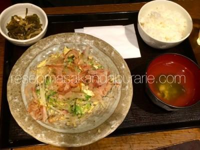 Menu makanan khas Okinawa
