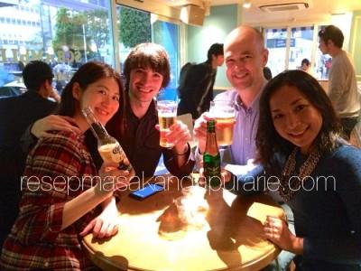 Hari Kelima di Tokyo - Edisi Liburan di Jepang Day 5