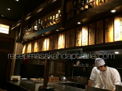 Makanan di Tokyo Jepang Khas