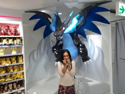 Pokemon shop Suncity Tokyo Japan