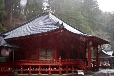 Kuil Taiyuin Nikko Jepang