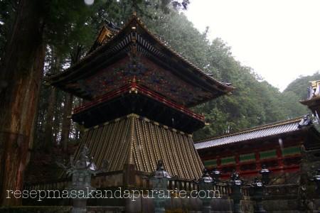 Taiyuin Tepmple Nikko Japan