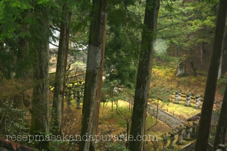 Nikko National Park - World Heritage- Taiyuin Temple