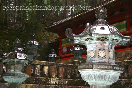 Taiyuin Temple Nikko Japan - Yang harus di lihat di Nikko Jepang