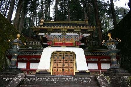 Nikko Japan - Tokugawa Iemitsu's mausoleum
