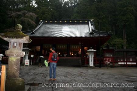 Wajib dilihat di Nikko Jepang - Futarasan Shrine Nikko Japan
