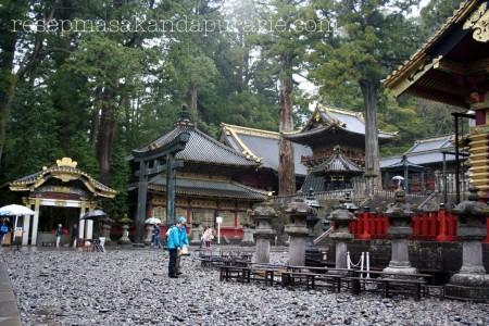 Nikko Toshogu Shrines - Tempat wajib dikunjungi di Nikko
