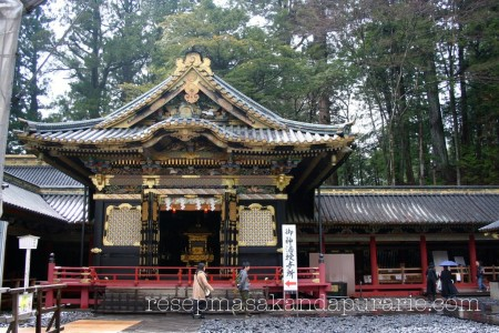 Ada Apa di Nikko - Edisi Liburan di Jepang Day 7