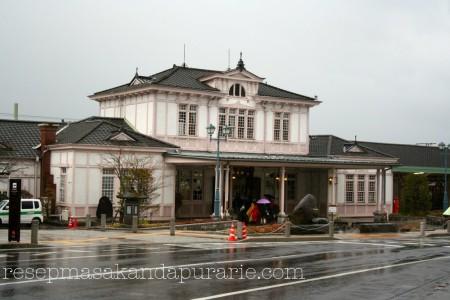 Stasiun Kereta Api Nikko Jepang - Nikko Train Station