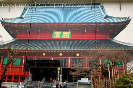 Nikko Jepang - Rinnoji Temple