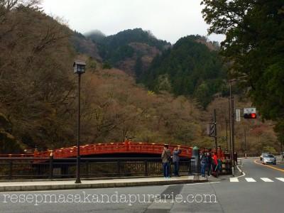 Nikko Sacred Bridge