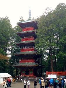 Pagoda Nikko Japan - Berlibur Ke Nikko Jepang