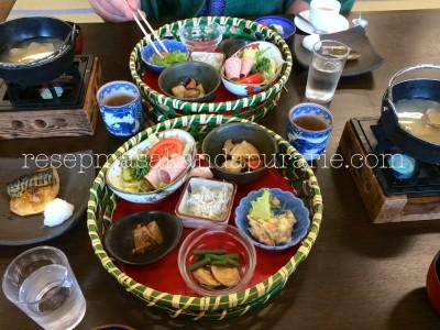 Sarapan ala Jepang - 4 Hari Wisata Di Hakone (bagian 2)- Edisi Liburan di Jepang Day 8 to 11