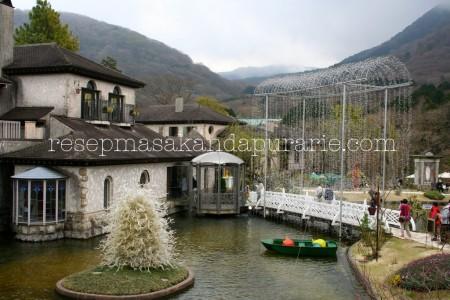 Hakone Venetian Glass Museum - 4 Hari Wisata Di Hakone (bagian 2)- Edisi Liburan di Jepang Day 8 to 11