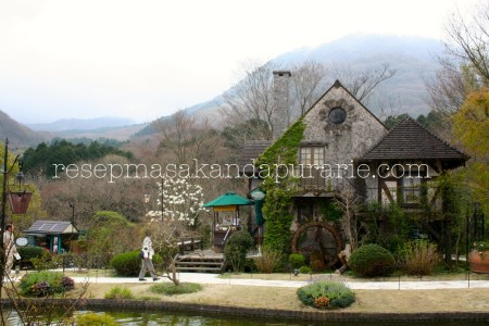 Wind mill - 4 Hari Wisata Di Hakone (bagian 2)- Edisi Liburan di Jepang Day 8 to 11