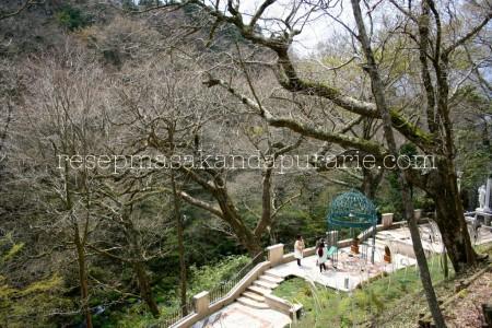 Glass Forest Hakone - 4 Hari Wisata Di Hakone (bagian 2)- Edisi Liburan di Jepang Day 8 to 11